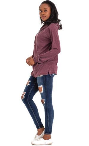 Vintage Pullover Hoodie