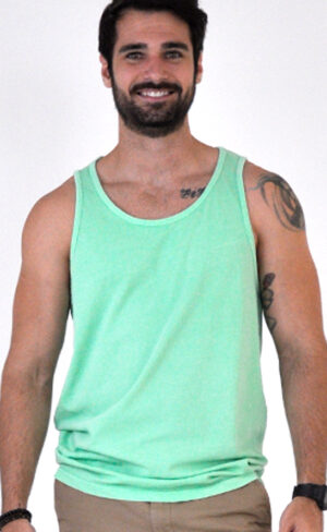 Garment Dyed Tank