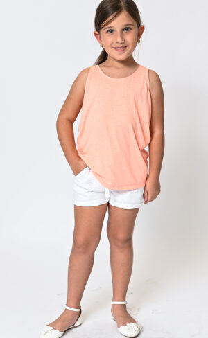 Knotted Back Tank